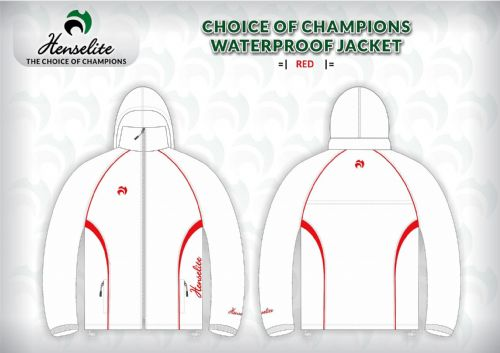 Henselite 'Choice Of Champions' Waterproof Jacket